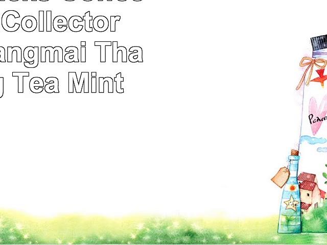 New Starbucks Coffee Cup City Collector Series Chiangmai Thailand Mug Tea Mint