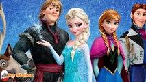 Frozen ABC-Lied | Alphabet Song mit Elsa, Anna, Olaf, Sven, Kristoff, Hans | Lernen AB Ple