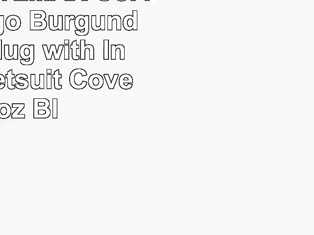 Mugzie GM272MAX Corvette C7 Logo Burgundy Travel Mug with Insulated Wetsuit Cover 20