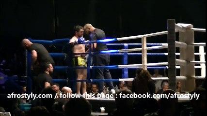 David vs Goliath (Muay Thai)