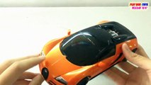 UNBOXING RASTAR RC Car Toys, GRAND SPORT VITESSE | Kids Cars Toys Videos HD Collection