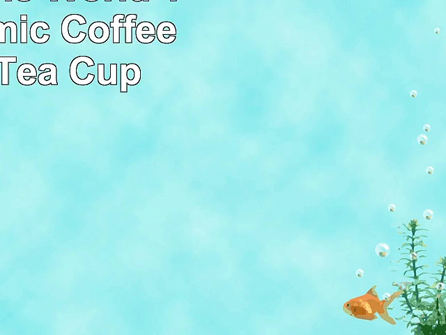 Frogs of the World 11 Oz Ceramic Coffee Mug or Tea Cup