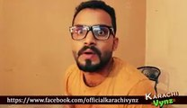 Unity During MCQ's Exam - Karachi Vynz - Very Funny Video