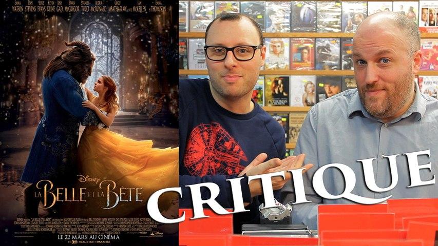 La Belle et la Bête - Critique
