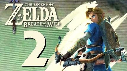Lets Play - Zelda Breath of the Wild [02] Die Ferne Stimme