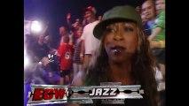 WWE Alumni  Jazz vs. Mickie James