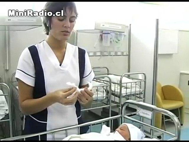 Higiene Nasal del Recién Nacido Facemama.com