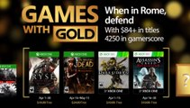 Xbox Games with Gold (April 2017)