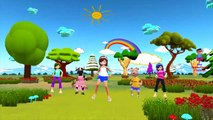Mr. Sun, Mr Golden Sun | The Sun Song | And Many More Nursery Rhymes for Children by Hoopl