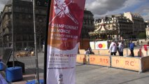 CM 2017. Interviews de Gwladys Epangue et Souleymane Cissokho au Paris Hockey Tour