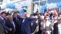 Bakan Kılıç ve Bilal Erdoğan Ok Atışı Yaptı