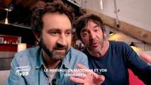 Après avoir été déprogrammés de France 2, Mathieu Madénian et Thomas VDB arrivent sur W9 à partir de lundi prochain à 20
