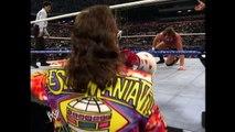WWE Hall of Fame   Million Dollar Man  Ted DiBiase & IRS