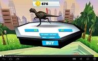 Ogre Run - Android Gameplay - Run Away From the Big Dinosaur!