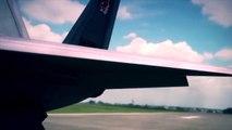 【アメリカ空軍】 F-4ファントム戦闘機、ついにアメリカの空から消える。 退役後もQF-4無人標的機として飛び続けていた 傑作機の最後のミッション。 F-35へバトンタッチか? 【