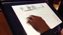 Le Surface Dial permet d'effectuer de nombreuses opérations sans quitter l'écran des mains
