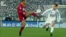 When Cafu made Pavel Nedved dance