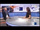 Nicola Timpone al TGR Basilicata parla del successo della ftion Sorelle girato a Matera in basilicata