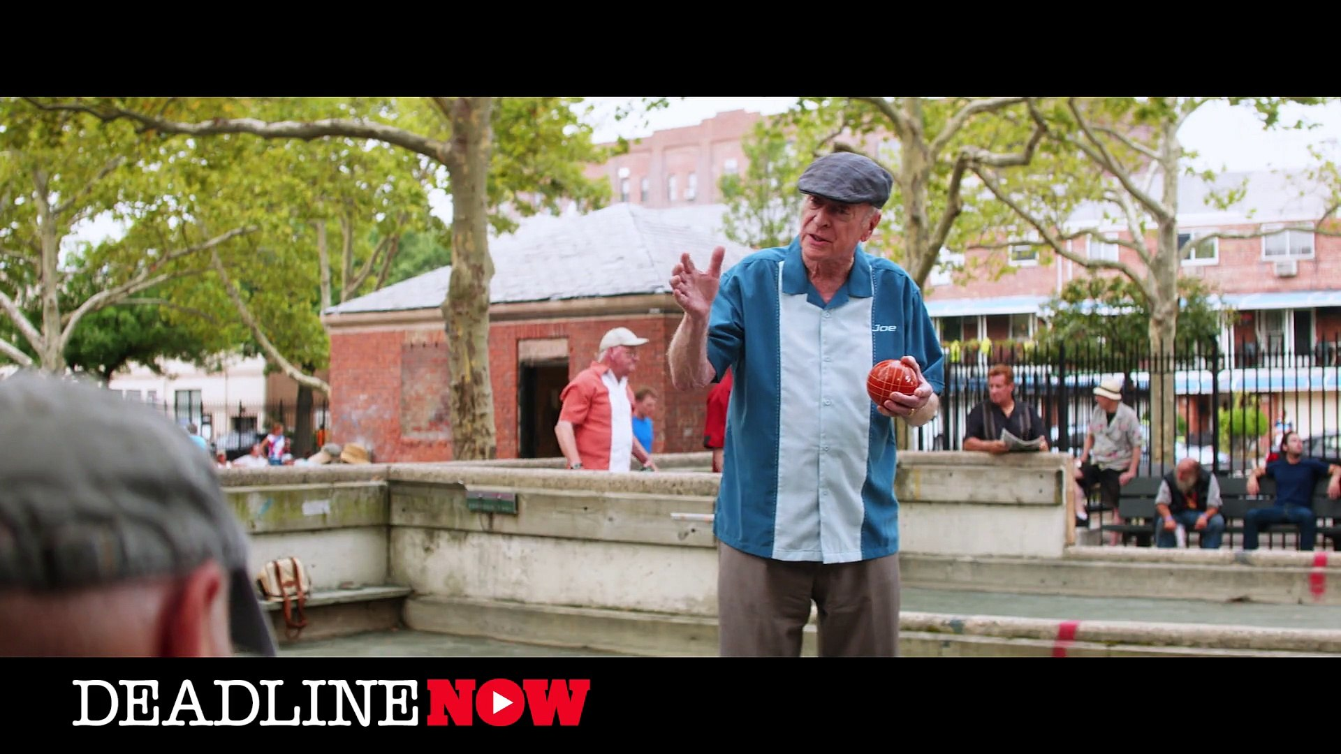 ​Going in Style Review - Michael Caine​, Morgan Freeman, Alan Arkin​