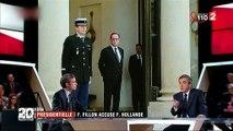 Présidentielles 2017 : François Fillon accuse François Hollande