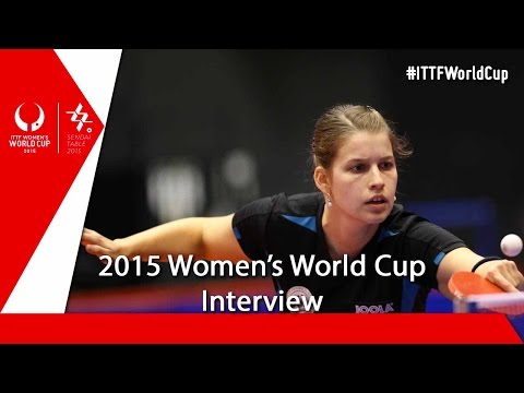 2015 Women's World Cup Interview – Petrissa Solja