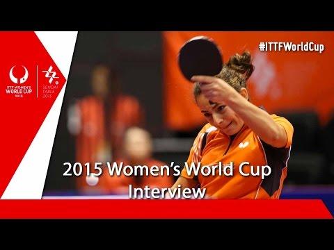 2015 Women's World Cup Interview – Dina Meshref