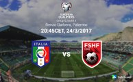 All Goals & highlights HD - Italy 2-0 Albania 24.03.2017 HD