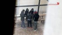 Square Bashung : des mineurs livrés à eux mêmes