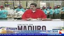 """""""Maduro sabe que si el gobierno cae en manos diferentes no van a poder esconderse de la DEA"""": Miguel Henrique Otero, editor de El Nacional, sobre caso de Venezuela"""