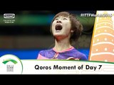 Qoros 2015 World Championships Moment Day 7