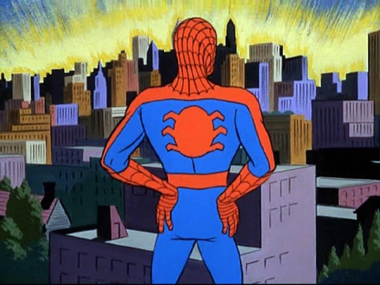 Desenho Nostalgico Homem Aranha 1967 Video Dailymotion