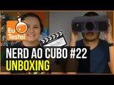 Nerd ao Cubo #22 traz os clássicos e sucessos do cinema! - Vídeo Resenha EuTestei Brasil