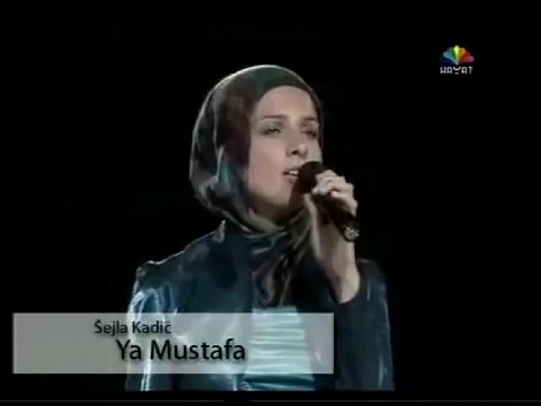 ---Bosnian Sister recites a Beautiful Pakistani Urdu Naat (Must Listen) |beautiful naat|new style na