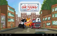 Приключения Машинок / Vehicles Car Toons Part 8 (89 - 98 levels) walkthrough for Android G