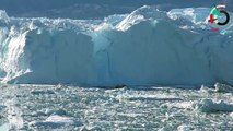 AMAZING Massive Icebergs Caught on Camera   BEST Massive Icebergs Compilation ✔P47