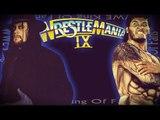 Undertaker vs Giant Gonzalez Wrestlemania 9 Full Match