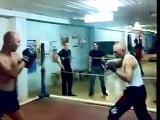 Разборки на ринге, Бокс против Тайского Бокса! flv