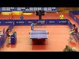 2014 China Junior & Cadet Open. Junior Girls Singles Final: KIM Nam Hae (PRK) vs FAN Siqi (CHN)