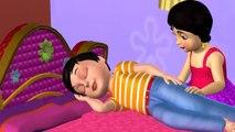 Êtes-vous endormi Brother John Animation 3D Comptines anglaises rimes 3d Comptines infantiles