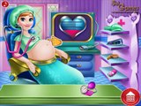 Disney Frozen Anna Pregnant Check Up | Baby Game For Kids | Dress Up Games For Girls