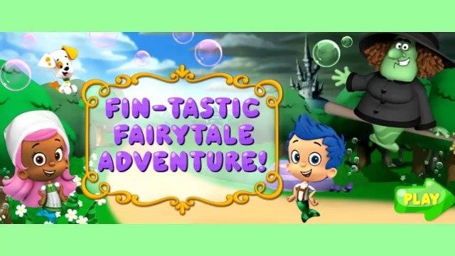 Bubble Guppies S2E4 Bubble Puppys Fin tastic Fairy Tale