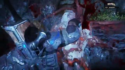 GEARS OF WAR 4 Campaign GAMEPLAY TRAILER (XBOX ONE) 2016