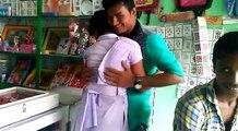 Romance in Friend's Shop