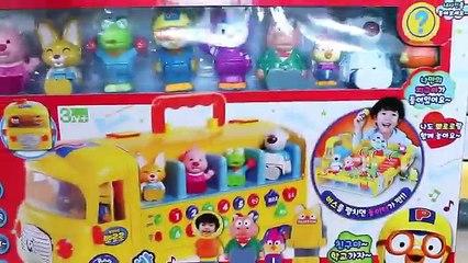 Популярный видео Школа автобус и Игрушки