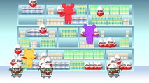 Yellow Gummy Bears Needs to Pee!! ❤️ Gummy Bears Cartoons Clips