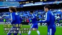 必見!!! 中田英寿&モウリーニョの対談 2人が考える美しいサッカーとは何なのか? 元サッカー日本代表小倉隆史さん、サッカー少年は自分なりの考えと工夫が必要と話す。本城武則さんはE