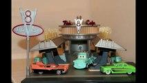 Mater Private Eye BIG D Maters Tall Tales Disney Pixar Car Toons Diecast Toys Mater P I 8