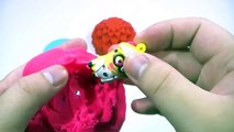 Play Doh Kinder surprise eggs Peppa Pig Minions Xitrum and Inside Out