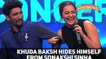 Indian Idol 9 - Khuda Baksh Sings Awsome Song At Sonu Nigam Party