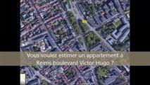 Reims boulevard Victor Hugo : Vous voulez une estimation ? Vous voulez vendre ? Particuliers, professionnels, immobilier